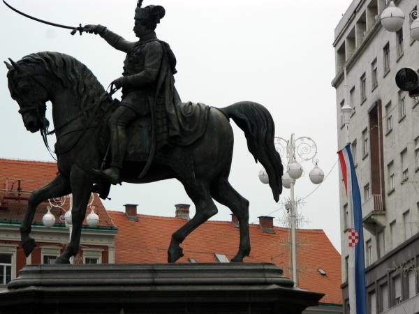 Caballo de Zagreb