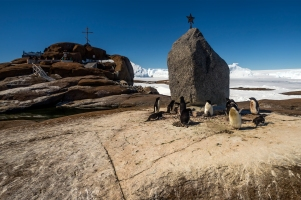 Buromskiy, Antártida