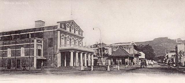 Teatro de Port Louis 1905