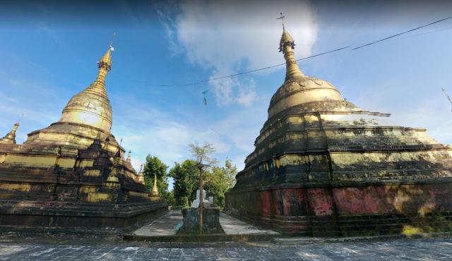 Templo en Ranree