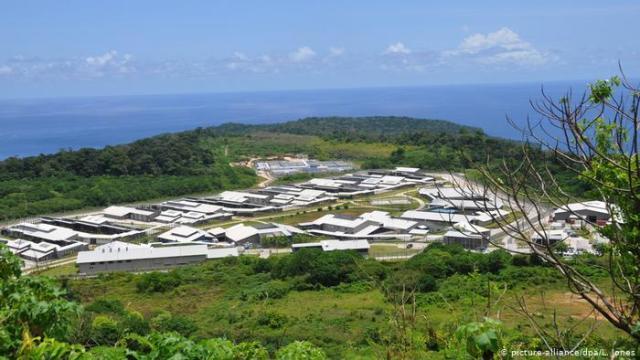 Centro de refugiados