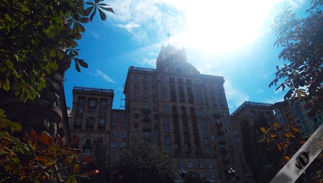36. Hotel en Kiev