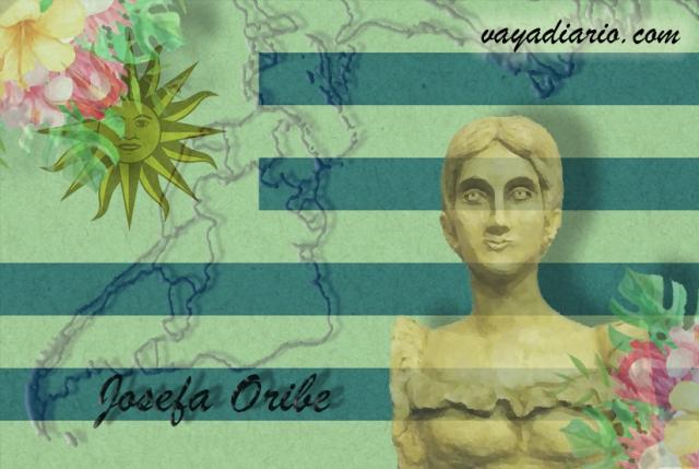 Josefa Oribe Portada