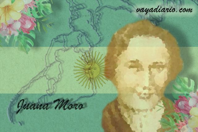Juana Moro Portada