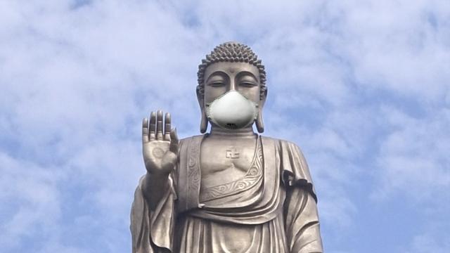 1. China -Buda de Ling Shan-
