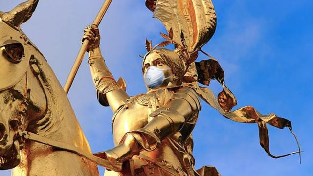 7. Francia -Juana de Arco-
