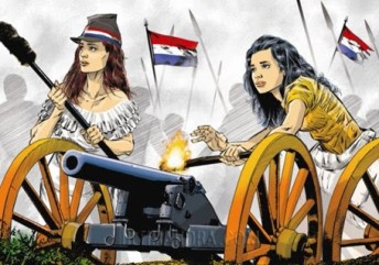 dibujo-de-enzo-pertile-para-honrar-a-la-mujer-paraguaya