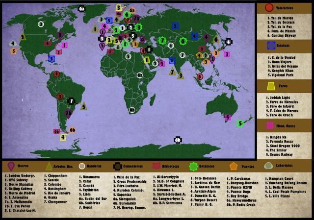 Mapa Récords Completo